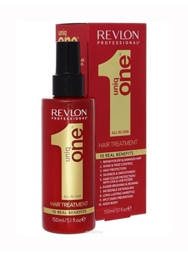 Revlon Rp Uniqone Hair Treatment 150 Ml Renksiz